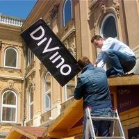 Zászlótűzés és DiVino debütálás