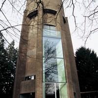 Innovatív átalakítás - Víztoronyból modern lakás