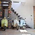 járművek a lakásban