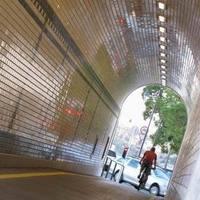 Margit híd BUDA kerékpár alagút - 30 db kép