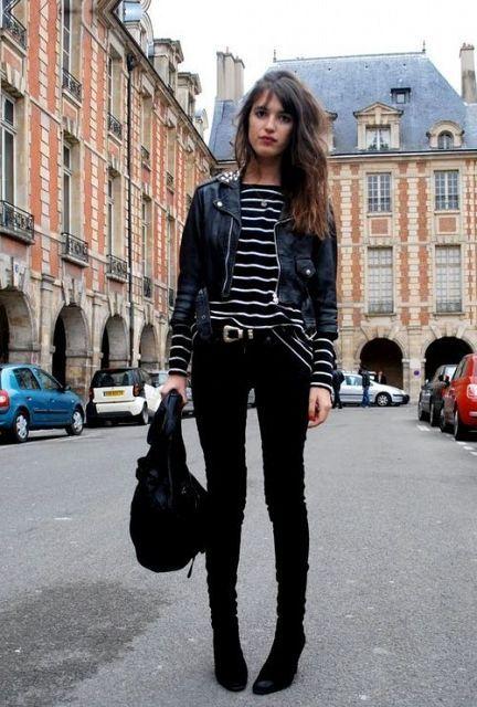 b51ceb96b0 Mi a párizsi nők titka? - A francia divat és a stílus találkozása ...