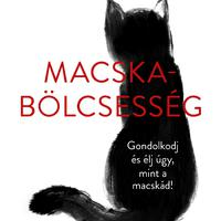 Könyvajánló: Stéphane Garnier: Macskabölcsesség (2018)