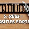 Konyhai kisokos 5. - A hússütés fortélyai