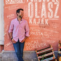 Könyvajánló: Fördős Zé: Olasz kaják (2018)