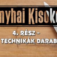 Konyhai kisokos 4. - Trükkök, technikák a daraboláshoz