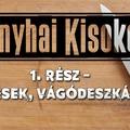 Konyhai kisokos 1. - Kések, deszkák