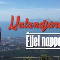 Kalandjárat III./1 Éjjel Nappal Palermo