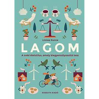 Könyvajánló: Linnea Dunne: Lagom (2017)