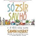 Könyvajánló: Samin Nosrat: Só, zsír, sav, hő (2018)