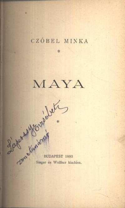 maya czóbel minka.jpg
