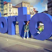 Totyogóval Észak-Portugáliában