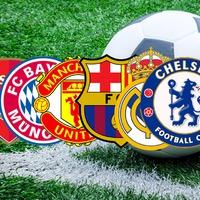 A világ legértékesebb klubjai