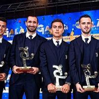 Kiosztották az olasz foci Oscar-díjait - 2018