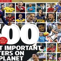A 21 legfontosabb olasz labdarúgó