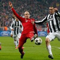 A Bayern München és a Juventus védelme uralja Európát