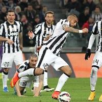 Vidal: Miénk a legerősebb középpálya
