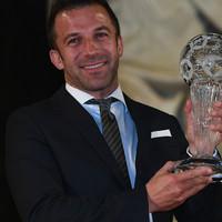 Del Piero 'halhatatlan' lett