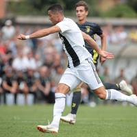Megvan CR7 első gólja a Juventusban
