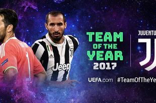 UEFA Év csapata