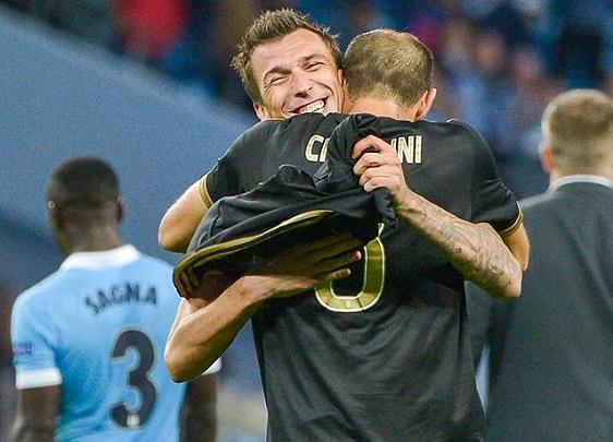 Osztályzatok, elemzés: Juventus - Manchester City 1:0