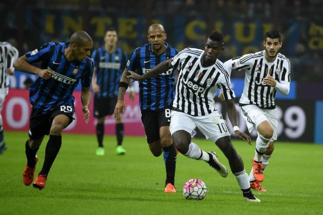 Meccs előzetes: Juventus - Internazionale