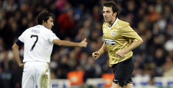 Beharangozó: Juventus - Real Madrid