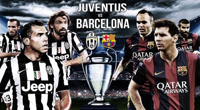 BL döntő: Juventus - Barcelona