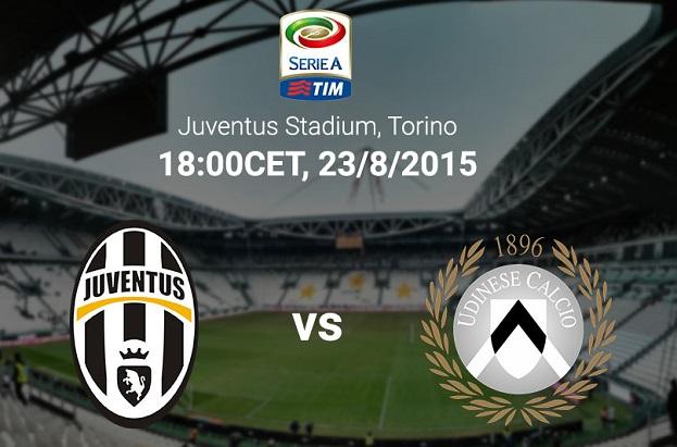 Meccs előzetes: Juventus - Udinese