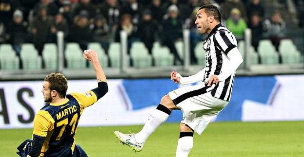 Meccs előzetes: Hellas Verona - Juventus