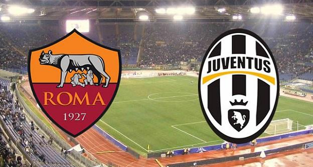 Meccs előzetes: Roma - Juventus