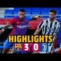 FC Barcelona - Juventus 3:0