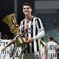 A Juventus meghosszabbítja Morata kölcsönszerződését