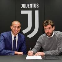 Trezeguet a Juventus márkanagykövete