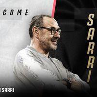 HIVATALOS: Sarri a Juventus új edzője