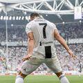 Ronaldo történelmet írt a Lazio elleni duplával