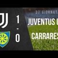 Serie C: Juventus U23 - Carrarese 1:0