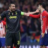 Az Atlético vezérigazgatója szerint a bírói döntések a Juvét segítették
