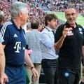 """Ancelotti: """"Sarri jövőre meghatározóbb lesz a Juventusnál"""""""