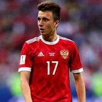 """Golovin: """"Megtiszteltetés a Juve érdeklődése"""""""