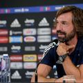 """Pirlo: """"A Roma az egyik legjobb olasz csapat"""""""