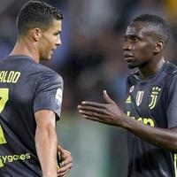 """Matuidi: """"Ronaldo 33 évesen mindenkinek példát mutat"""""""