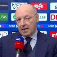 """Marotta: """"Büszke vagyok, hogy az Intert képviselhetem"""""""