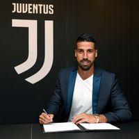 HIVATALOS: Khedira 2021-ig hosszabbított a Juventusszal