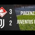 Serie C: Piacenza - Juventus U23 3:2