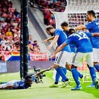 Elemzés: az Atlético Madrid elleni meccs