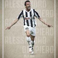 Isten éltessen, Alessandro Del Piero!