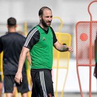 A Roma csapatkapitánnyá tenné Higuaínt