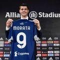 """Morata: """"A visszatérés egy álom beteljesülése"""""""
