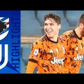Sampdoria - Juventus 0-2