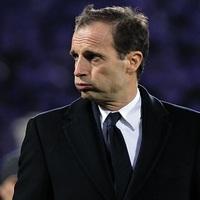 """Allegri: """"Az Inter lehetőségei eladott labdákból keletkeztek"""""""
